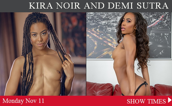 LIVE Pornstars SHOWS - Wild On Cam - November 11 - 15, 2019