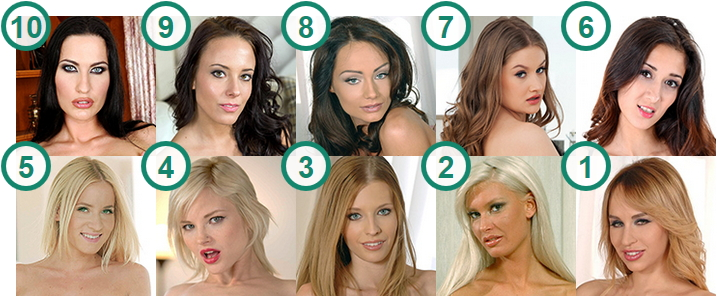 TOP 10 most Glorious and Hottest Hungarian stars and cam girls