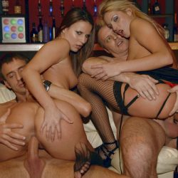 New full scene released: Czech strippers