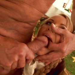 New full scene released: Caroline ass tease