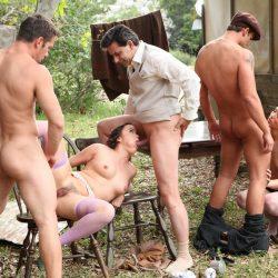 New full scene released: Amber Rayne Orgy