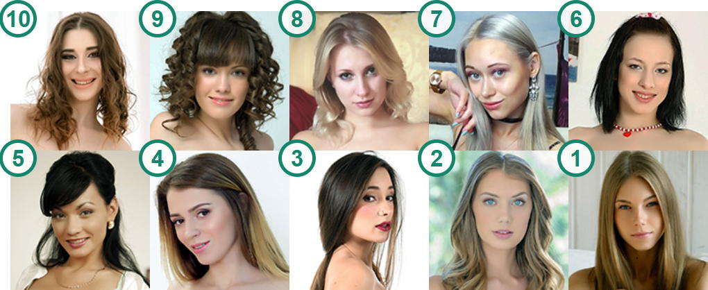 TOP 10 most sexiest and Hottest Russian pornstars and camgirls